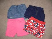 Girls Shorts Age 2
