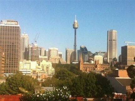 LARGE BEDROOM – GREAT LOCATION in KINGS CROSS Woolloomooloo Inner Sydney Preview