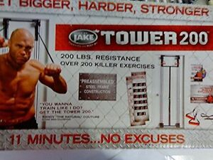 tower 200 door gym by body by jake London Ontario image 1