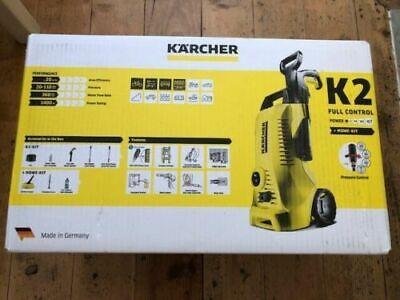 Karcher  K2 Full Control Pressure Washer - Brand New Un-opened