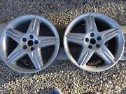 Jaguar x Type Wheels