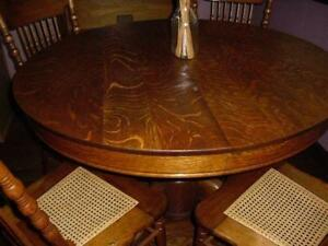 Antique Oak Table Ebay