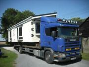Static Caravan Transport