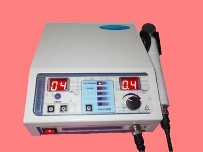 New Portable Therapeutic Ultrasound Therapy 1 Mhz Digital Chiropractic Ghjh