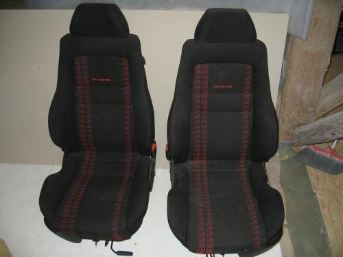 golf 3 gti edition sitze ebay. Black Bedroom Furniture Sets. Home Design Ideas
