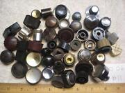 Vintage Radio Knobs
