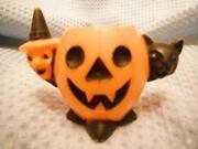 Vintage Halloween Plastic