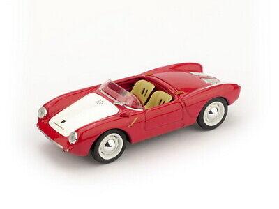 1:43 Porsche 550A Spyder 1954 1/43 • BRUMM R233-01