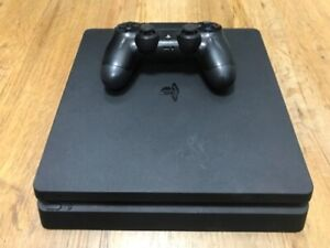Ps4 System with cables games and controllers