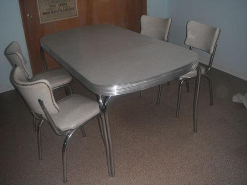 Vintage Chrome Chairs Ebay