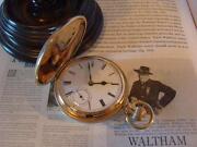 Rose Gold Pocket Watch