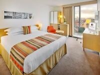 DoubleTree by Hilton Hotel Manchester - Piccadilly Rating: 4.0 Stars