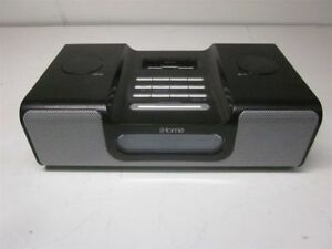 IHOME IH8 AUDIO DOCKING AND CHARGING STATION FOR IPHONES & IPODS