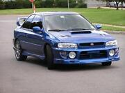 Subaru WRX Parts