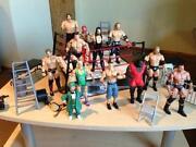 WWE Figuren Zubehör
