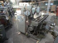 CINCINNATI MODEL 207 MK UNIVERSAL MILLING MACHINE