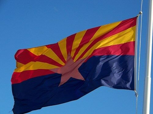 Arizona Flag 3x5 ft New state of better quality usa seller