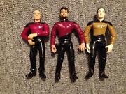 Star Trek Riker Figure