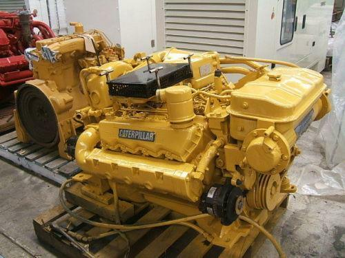 caterpillar 3208 marine parts accessories