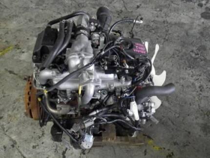 NISSAN NAVARA 3.0 DIESEL TURBO ENGINE 01 TO 04 (TMP-182295)