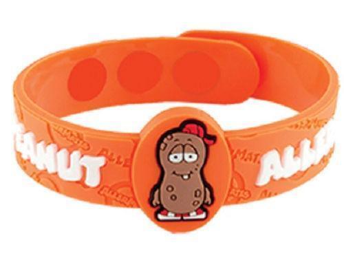 Peanut Allergy Bracelet Ebay