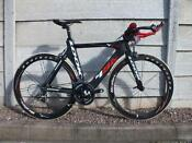 Time Trial Triathlon Bike