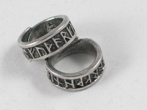 viking ring rune ring - Norse Wedding Rings