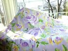 Purple Floral Twin Kids and Teens Duvet Covers