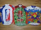 Men Cycling Team Jersey