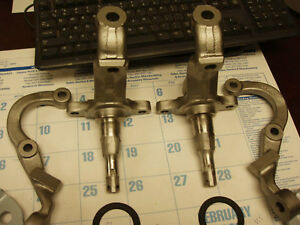 67 - 68 Camaro & Chevelle 68 Nova Disc Brake Spindles OEM