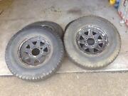 Sunraysia Wheels 5 Stud