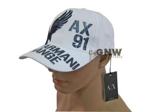 Armani Cap  Hats  4baecc16c8c3