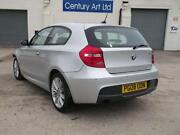 BMW Damaged Salvage