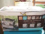 Farm Animal Crib Bedding