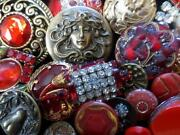 Antique Metal Buttons