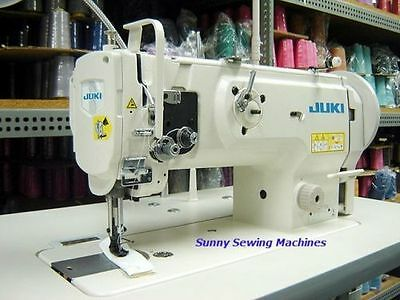 Juki Dnu-1541s Leather Upholstery Walking Foot Sewing Machine - Made In Japan