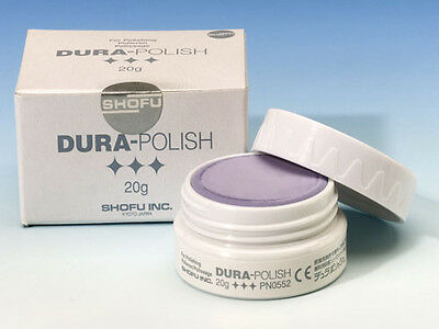 Dental Shofu Aluminum Oxide Polishing Paste Dura-polish Dia Prepolishing