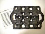 Cast Iron Candy Molds