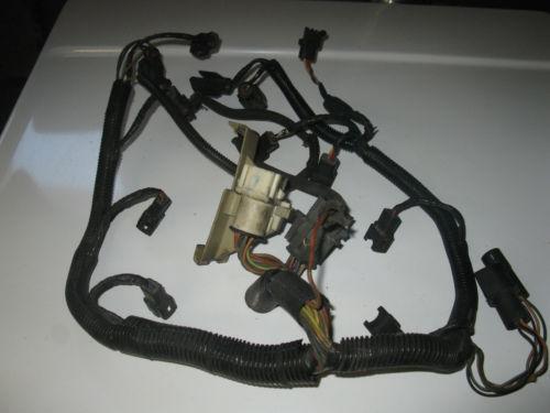 1993 Mustang Wiring Harness