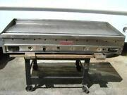 Used Restaurant Griddle