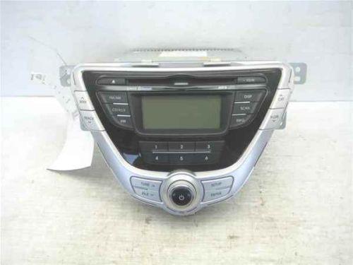 Hyundai elantra radio: parts & accessories ebay