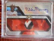 Eddie Murray Autograph