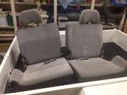 GU Patrol Seats