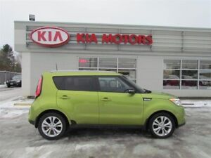 2015 KIA SOUL EX+ AT