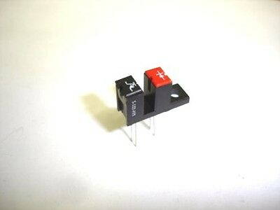 Clarostat Slotted Photo Interrupter Z5-875-l55 Lot Of 5