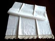 Lace Pillowcase Trim