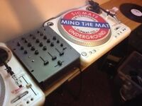 Vestax PDX2000 Pearl Limited Edition Turntable