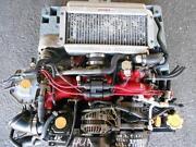Subaru Impreza WRX STI Engine