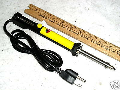 New Electric Heat Power Heated Solder Sucker Pump Desoldering Iron Tool 40 Watts