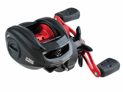 Black Max Wind (ABU GARCIA BLACK MAX LOW PROFILE Right and Left hand wind MULTIPLIER/BAITCASTING)